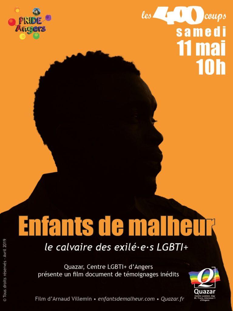 Enfants de malheur, le calvaire des exilé·e·s LGBTI+